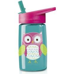 Botella infantil de Tritán del búho (Drinking Tritan Bottle Owl)