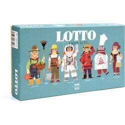 Juego de lotería de los oficios