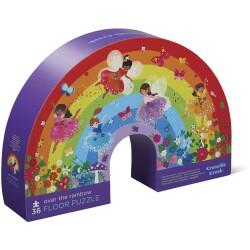 Puzle de 36 piezas del arcoíris