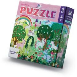 Puzle brillante de 60 piezas del unicornio