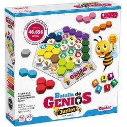 """Juego de mesa """"Batalla de Genios Jr."""""""