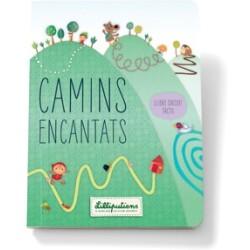 """El llibre sensorial dels laberints """"Camins encantats"""" (Català)"""