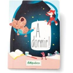Llibre sensorial per l'hora d'anar a dormir (Català)