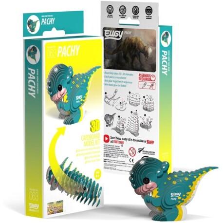 Puzle 3D Paquisaurio Eugy de Dodoland