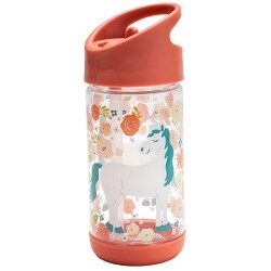 Botella infantil de Tritán del Unicornio