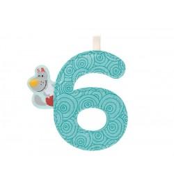 Número 6 Lilliputiens