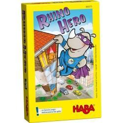 Juego de mesa: Rhino Hero