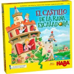 Juego de mesa: El castillo de la Rana Escaladora