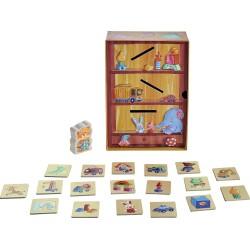 Mis primeros juegos: ¡Recoger y ordenar!