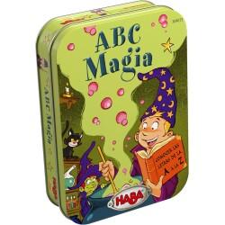 Juego de mesa: ABC Magia
