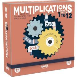 Juego de ingenio: Multiplications