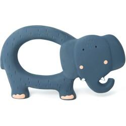 Mordedor de caucho natural del elefante