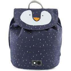 Mini mochila del pingüino