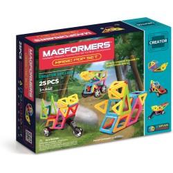 Set de construcción mágico (25 piezas magnéticas) - M-703005