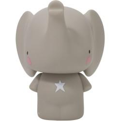 Hucha: elefante gris