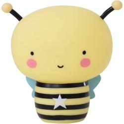 Lamparita de noche recargable: abeja