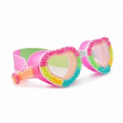 Gafas de natación POP ROCKS Banana split heart