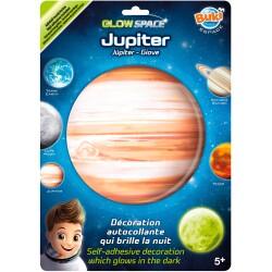 Adhesivo fluorescente de Júpiter