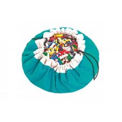 Sacos de juguetes Play & Go turquesa