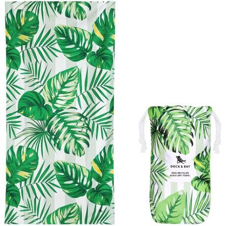 Toalla Botánica - Palmeras XL (2 x 0,90 m)