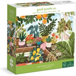 Puzle de 1000 piezas Greenhouse