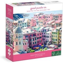 Puzle de 1000 piezas Colorful Vernazza Italy