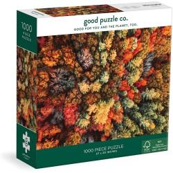 Puzle de 1000 piezas Autumn Forest