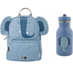 Pack mochila + botella 350 ml del elefante