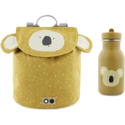 Pack mini mochila + botella 350 ml del koala