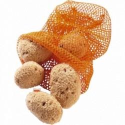 Bolsa de patatas de peluche