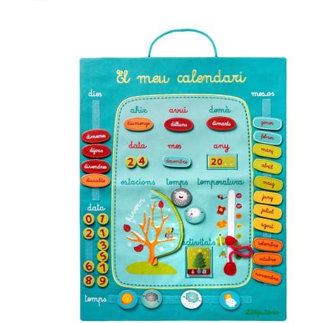 El meu calendari (Catalan)