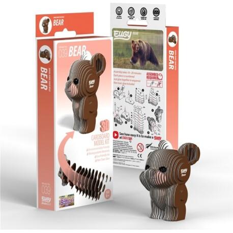 Puzle 3D Osezno Eugy de Dodoland