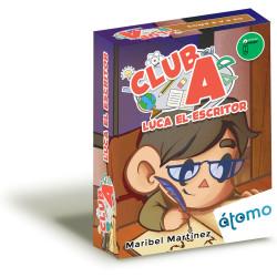 Juego de cartas: Luca el escritor - Colección Club A