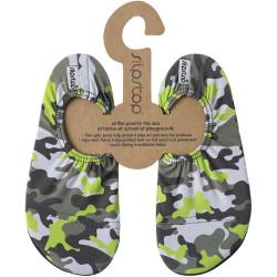 Zapatillas impermeables y antideslizantes camuflaje