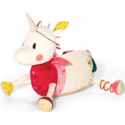 Louise Tagada, unicornia de actividades