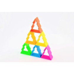 Kit de juguetes de silicona 6 árboles