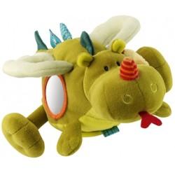 Walter, el dragón de actividades