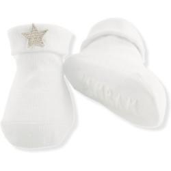 Calcetines bordados de estrella