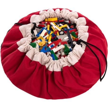 Sacos de juguetes Play & Go rojo