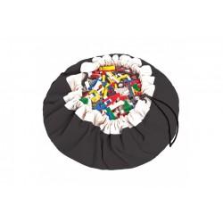 Sacos de juguetes Play & Go negro