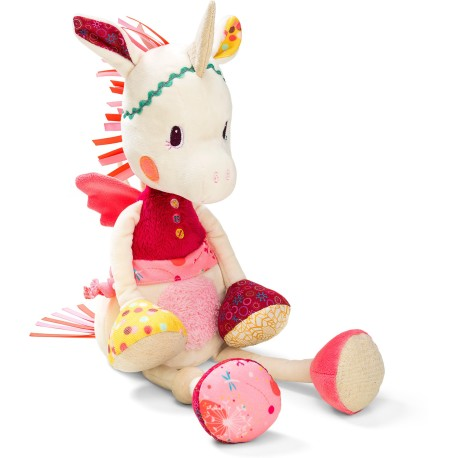 Louise, la unicornia Lamparita musical