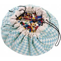 Sacos de juguetes Play & Go Diamond azul - PG-49960