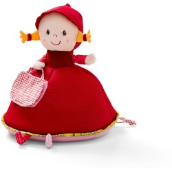 Hucha de la Caperucita Roja (Moneybox Little Red Riding Hood)