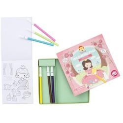 Pack pinta princesas