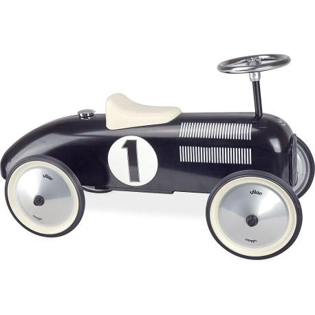 Correpasillos coche vintage negro