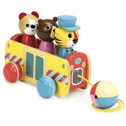 Autobús de arrastre
