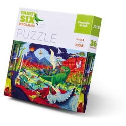 Puzle en caja 300 piezas - Dinosaurios
