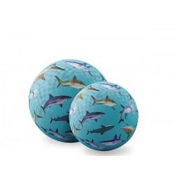 Pelota de 18 cm Tiburones