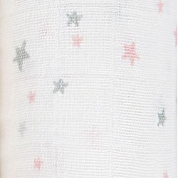 "Muselina de algodón ""lovely reverie"" estrellas"