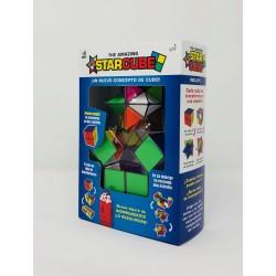 Cubo de formas geométricas Star Cube
